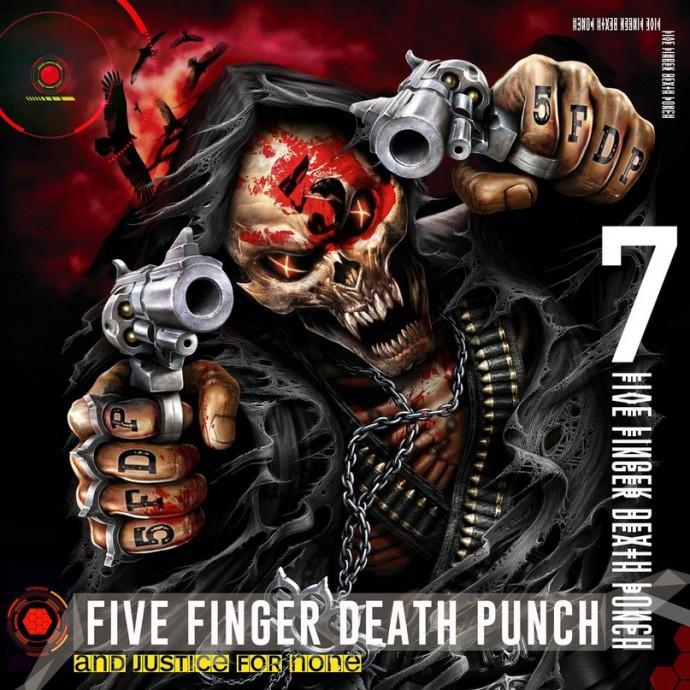 Американский удар пятью пальцами