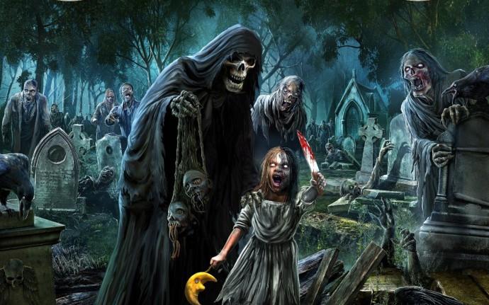 О живых мертвецах  и утомленных могильщиках