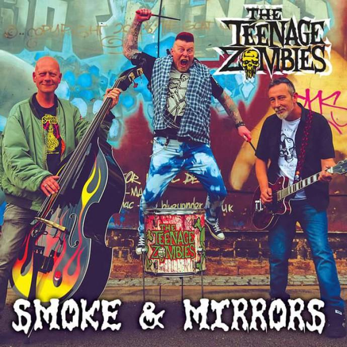 Подростки-зомби в дыму и зеркалах