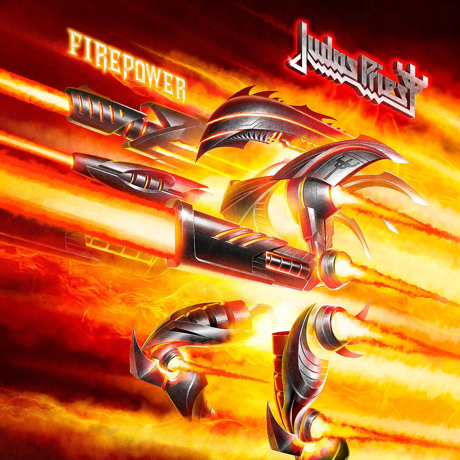 Judas Priest – «Firepower»