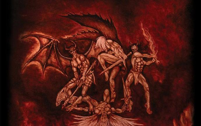 Железный ангел на пороге ада