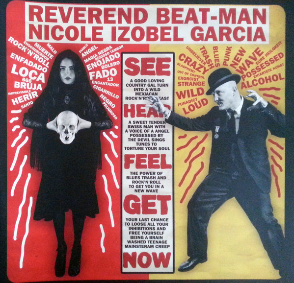 Reverend Beat-Man And Nicole Izobel Garcia