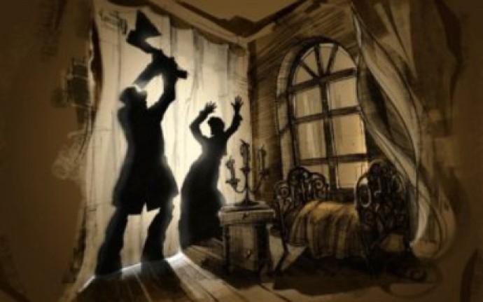 «Преступление и наказание» как детективный триллер