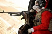 Самые страшные Санта-Клаусы