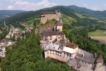 Резиденция вампира в словацких Карпатах