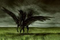 В долине ледяного ветра, где простер свои крылья мрак...