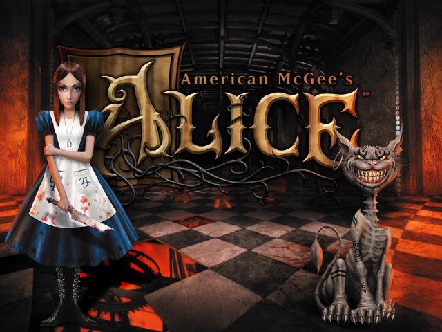 American mcgee s alice скачать игра