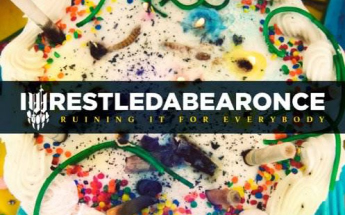 Iwrestledabearonce – Новая эйфория и кровоточащие уши