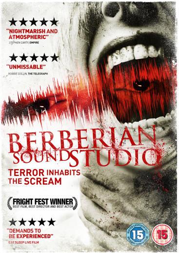 Berberian Poster