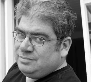 Ben Aaronovitch (photo)