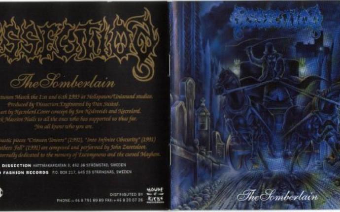 Шведские мелодии черного металла