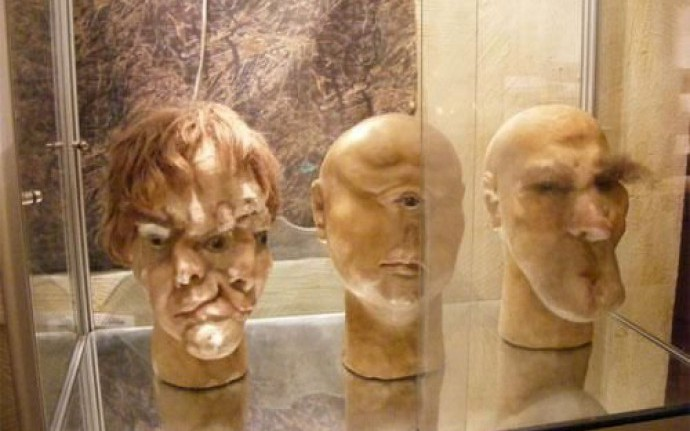 Музейное тело