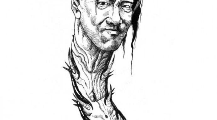 Пол Комода, человек-многоножка