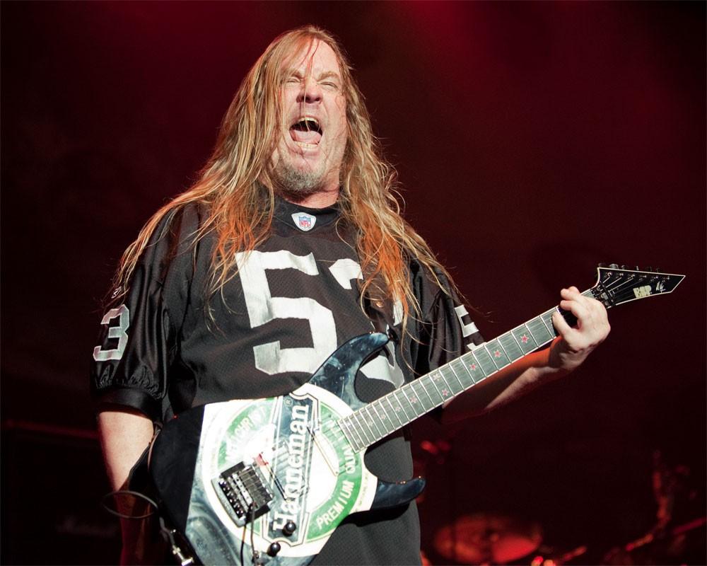 Джефф Ханнеман, основатель Slayer