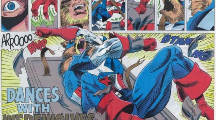 Когда Супермену страшно