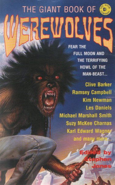 The Giant Book of Werewolves