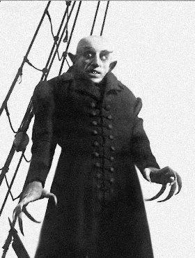 граф Орлок, он же Дракула