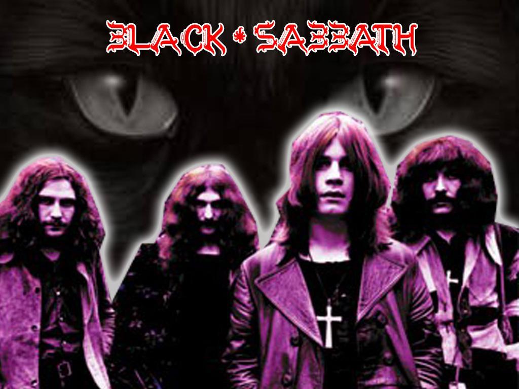 Ранние годы Black Sabbath