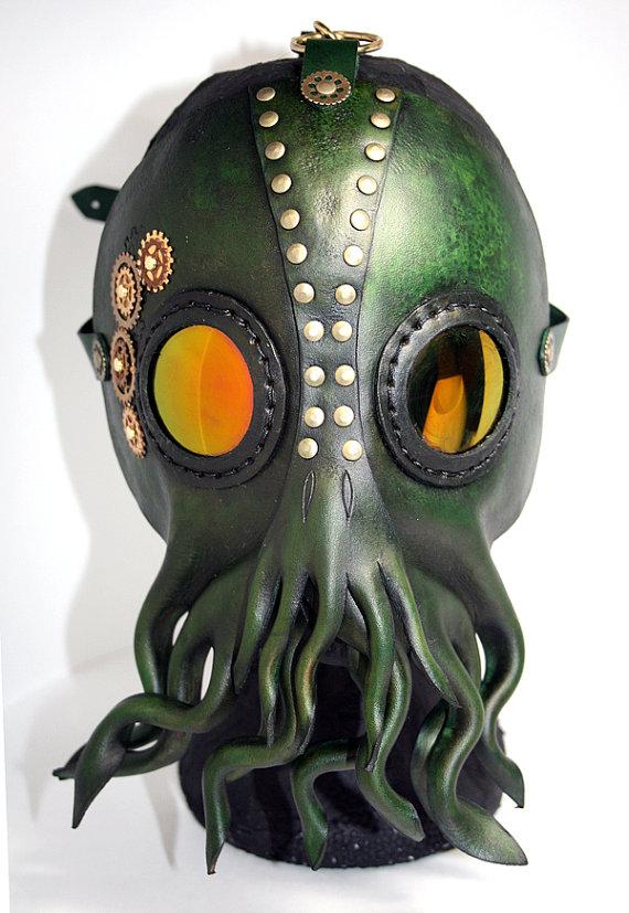 маска культиста вечного конца