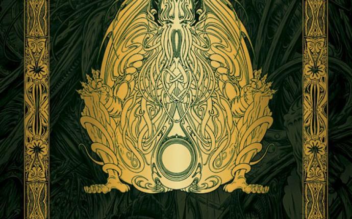 Ктулху-календарь 2013 Джона Култхарта: Лавкрафт на языке графики