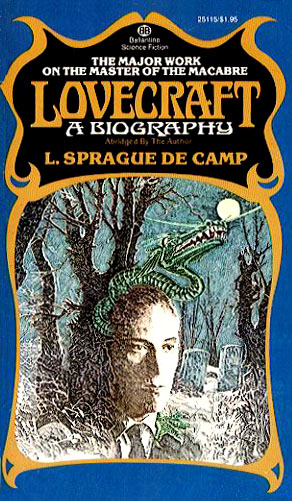 L. Sprague de Camp. Lovecraft