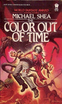 Michael Shea. The Color Out of Time