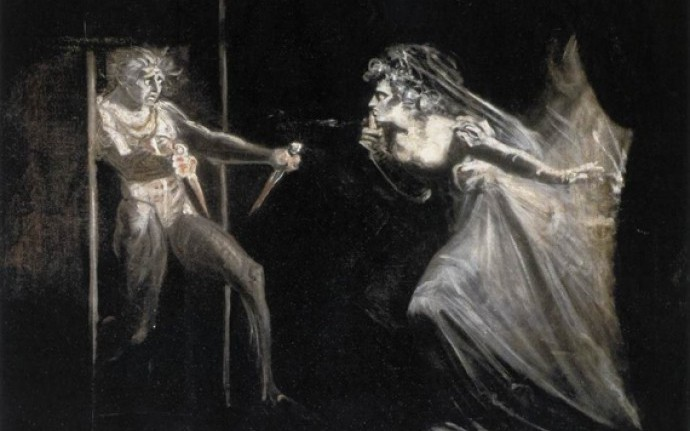 Генрих Фюссли: два века кошмара и вожделения