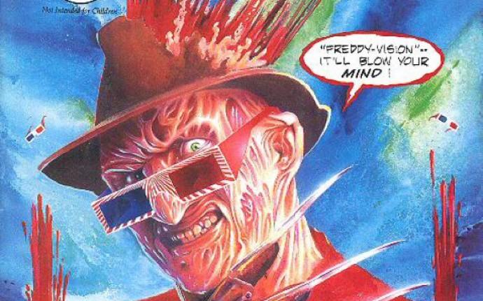 Фредди Крюгер: ночной кошмар в комиксах
