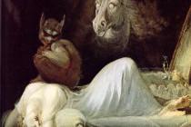 Картины ночных кошмаров: страх, ужас и томление в мировой живописи
