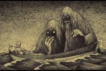 Тролли, эльфы, привидения и другие монстры со стикеров