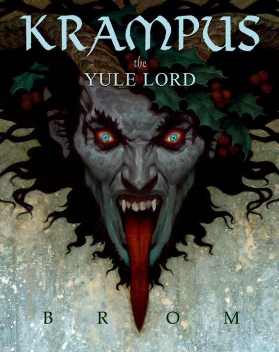 Krampus by Brom