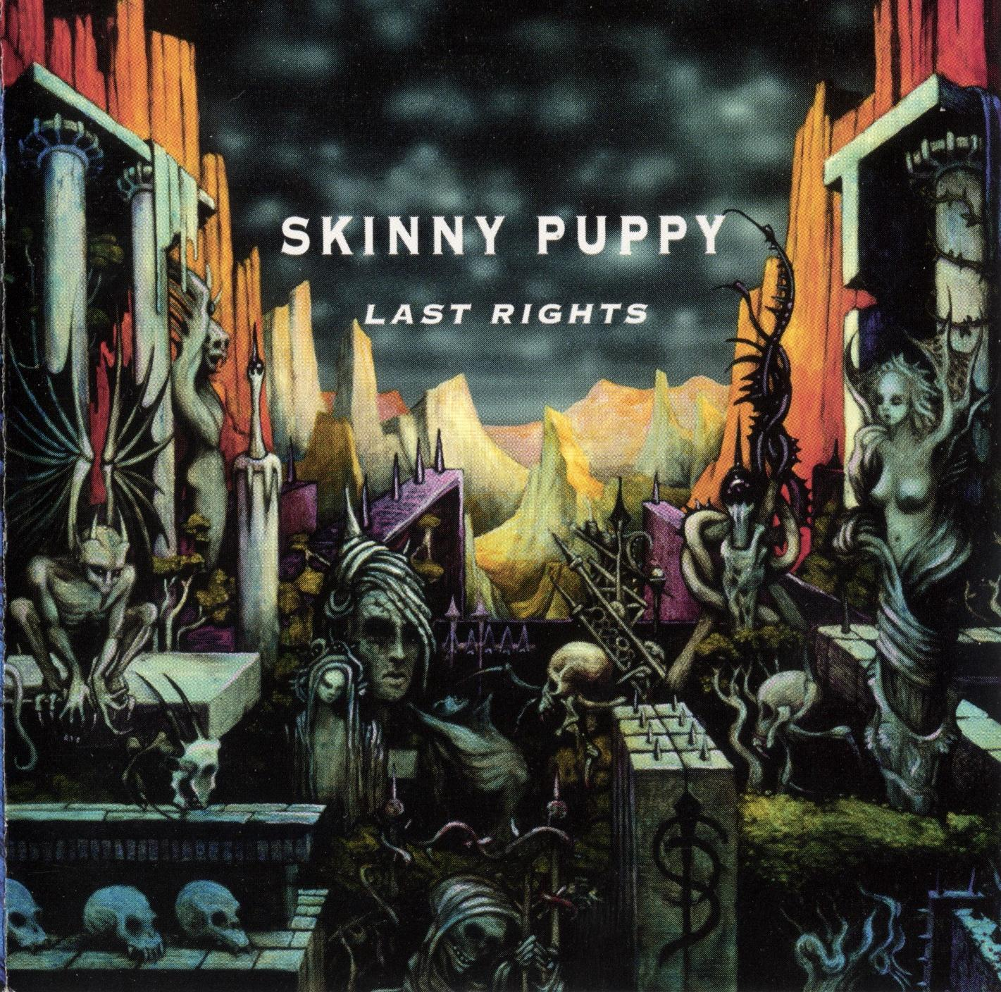 Skinny Puppy - Last right