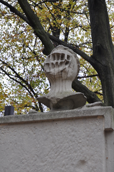 Кладбище в Мюнхене