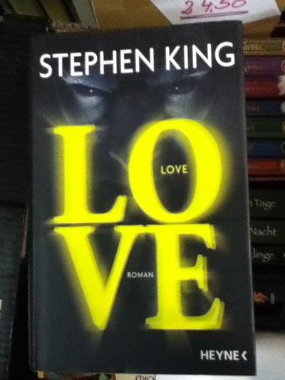 Stephen King. Love