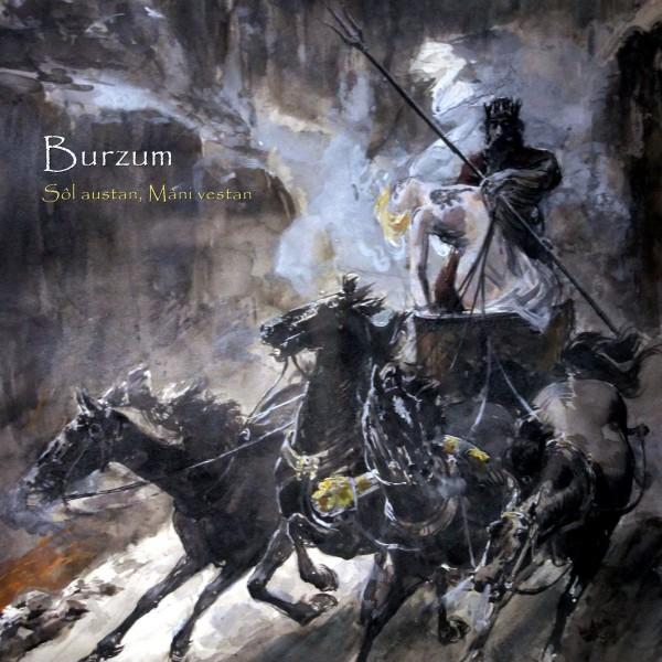 Burzum - 2013 - Sol Austan, Mani Vestan