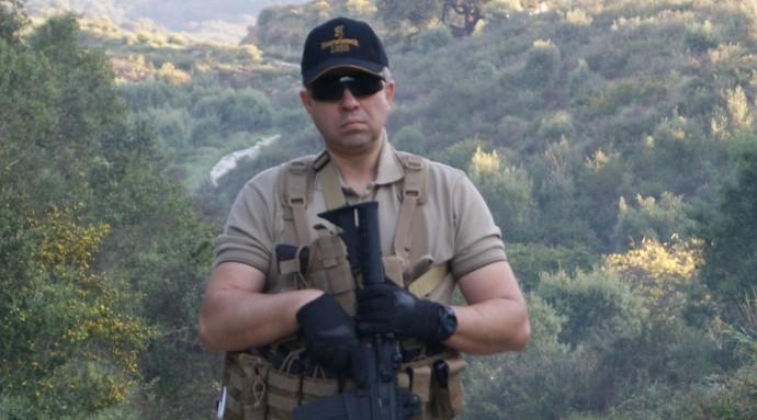 Андрей Круз: «Для меня не существует просто машин, просто пистолетов, просто винтовок»