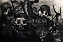 Апокалипсический ад войны. Живопись и графика Отто Дикса
