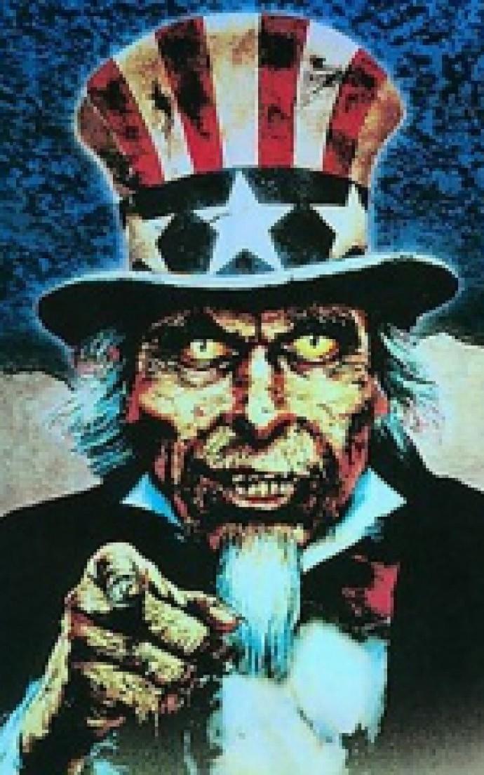 Люби Америку, мать твою!