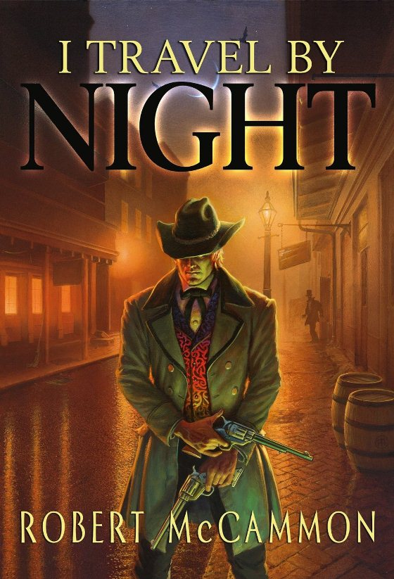 Robert McCammon. I Travel by Night
