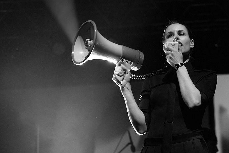 Мина Шпеллер, Laibach