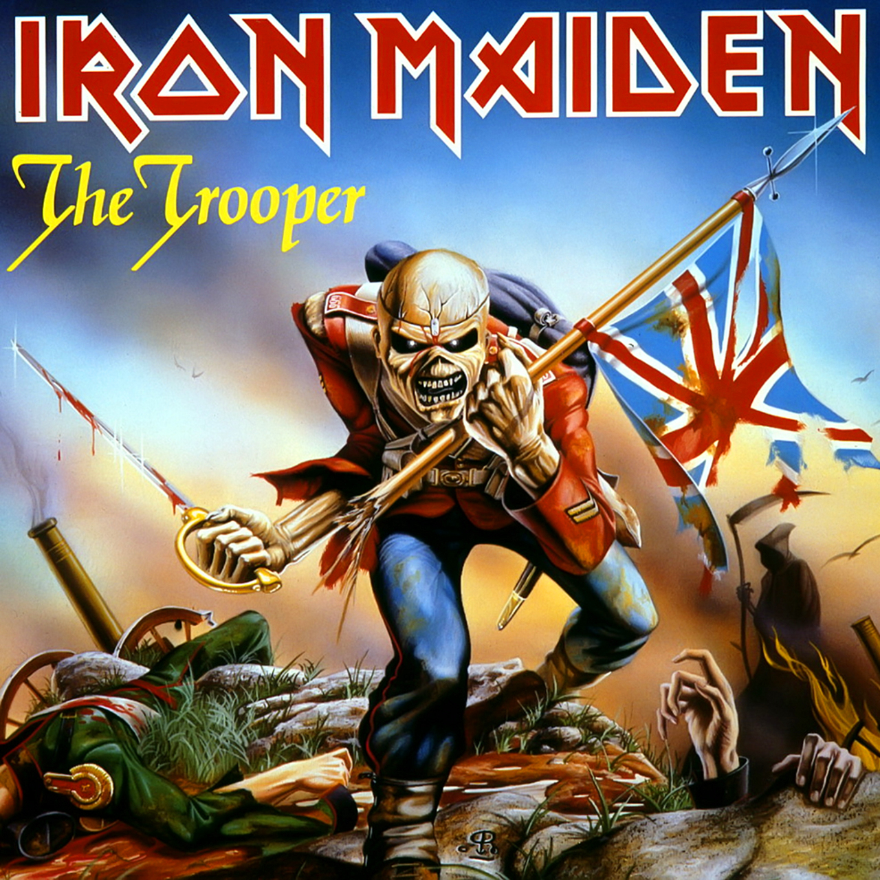 Iron Maiden - Trooper