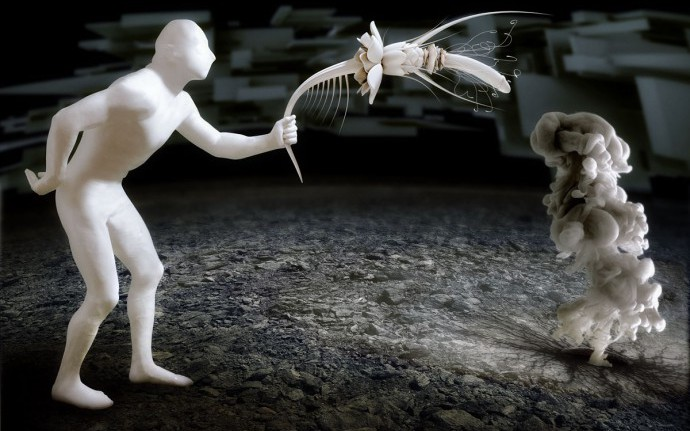 «Метахаос» Алессандро Бавари: ужас в глубинах бессознательного
