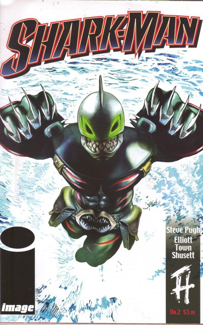 Супер-мега-гипер-ультра-Человек-акула