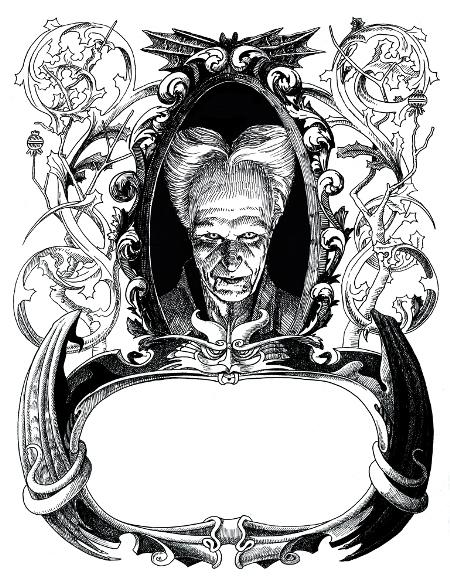 Эра Дракулы (оформление)