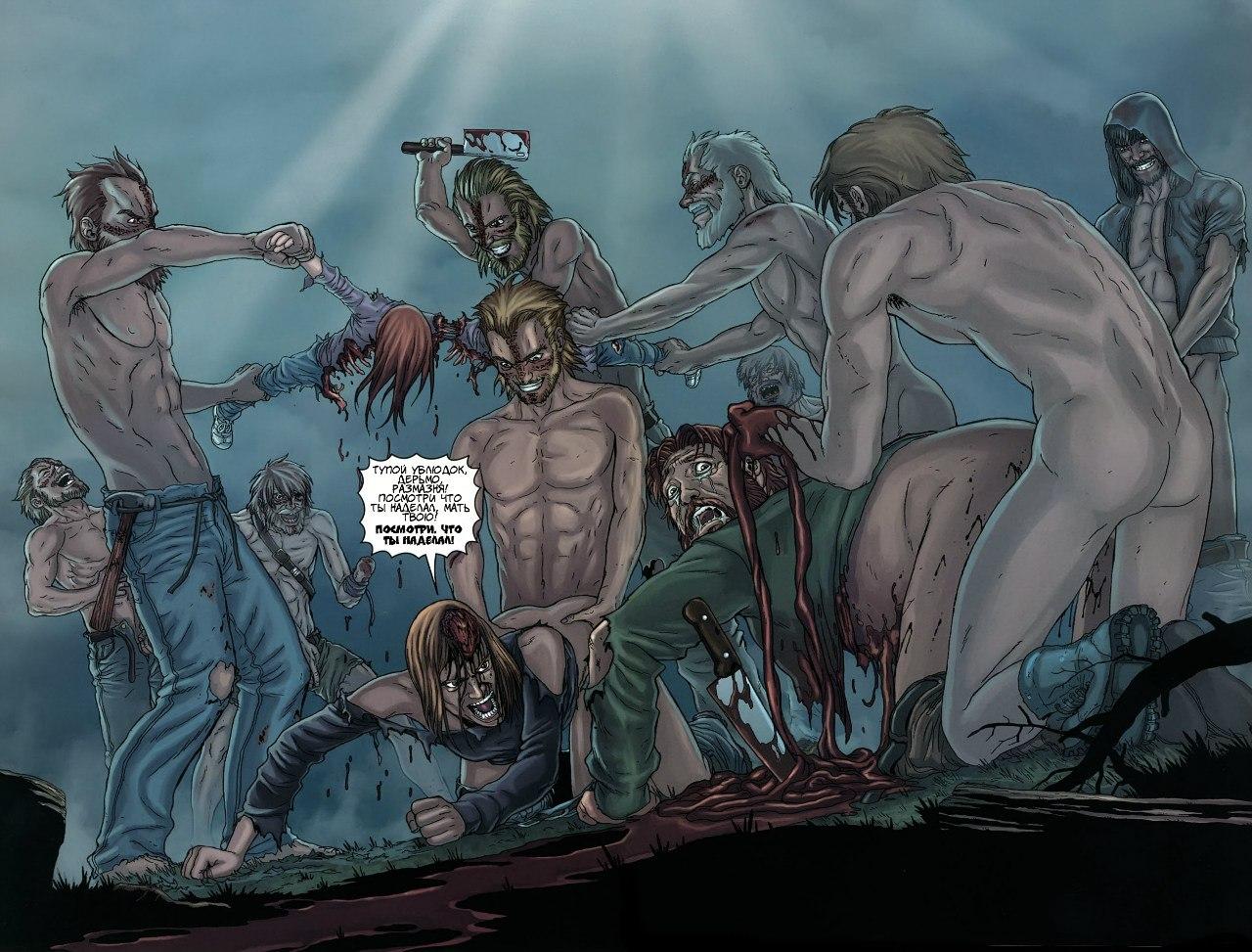 Секси героини комиксов рисунки