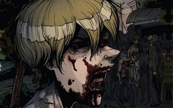 Зомби в декабре