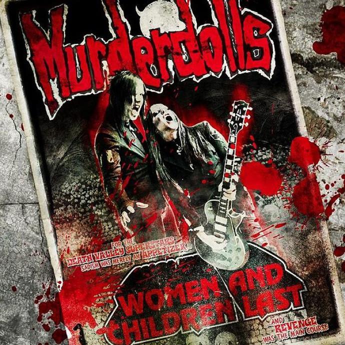 Куклы-убийцы из семейства Slipknot