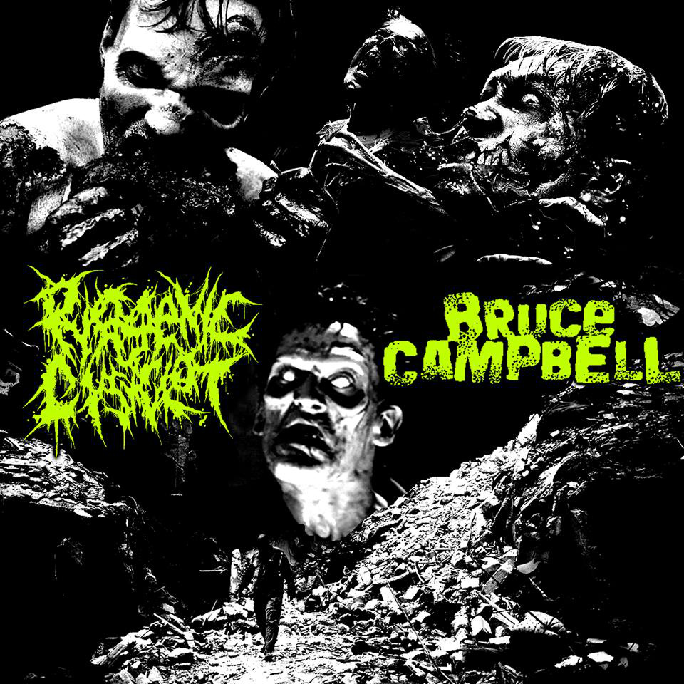BruceXCampbell / Pyogenic Cystclot