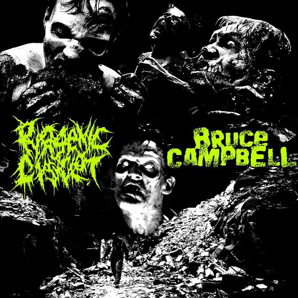 BruceXCampbell / Pyogenic Cystclot