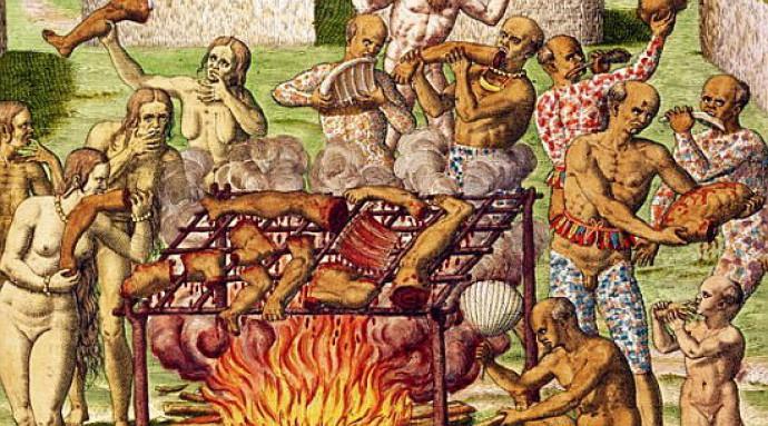 Теодор де Бри: вся правда о вкусах Нового света